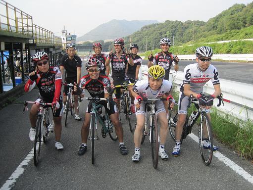2010.8.16真夏の中山ロードに参加 ...