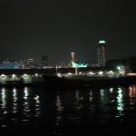 フェリーから見た神戸