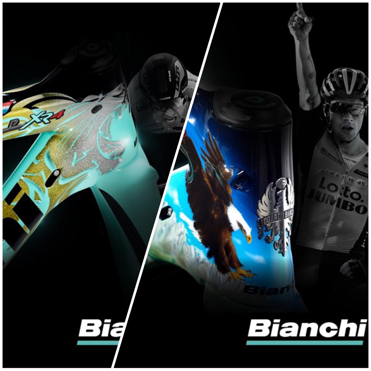 Bianchi Oltre XR4 限定スペシャルエディション予約受付中!
