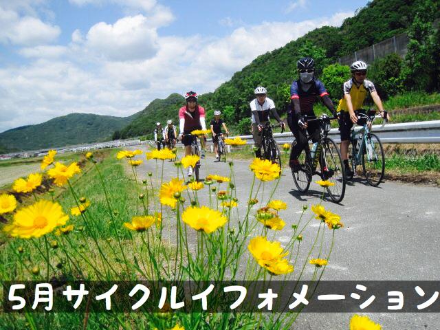 【5月サイクルインフォメーション】