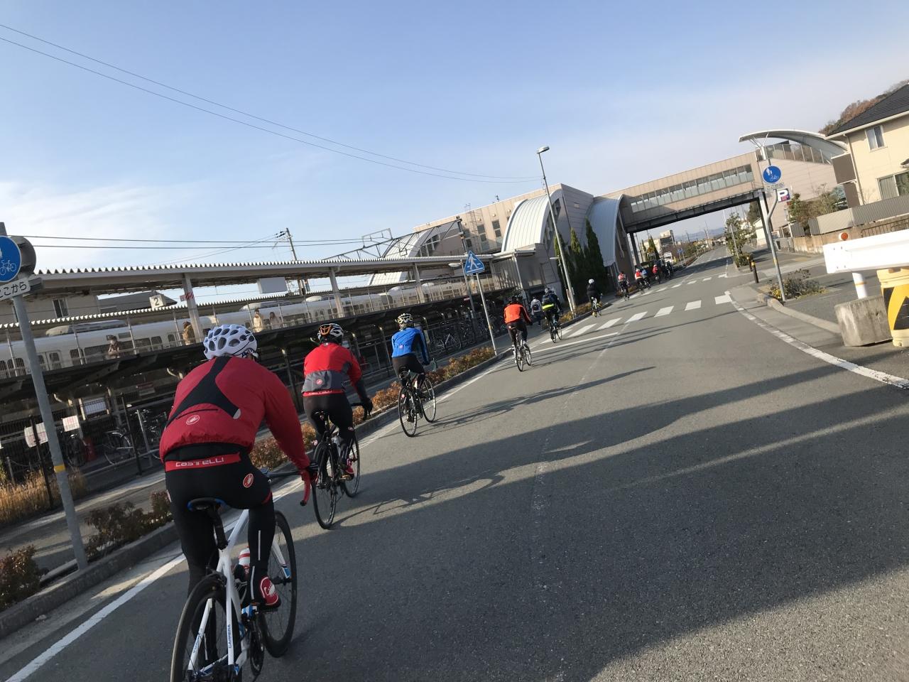 12/10 Climb初心者サイクリング「たつの~林田」