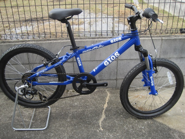 自転車の ジオス 自転車 キッズ : GIOS GENOVA 20インチ kids MTB – Climb