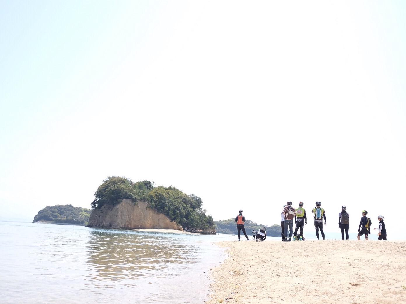 4月16日(日)Climb初心者ツーリング「小豆島1周組&寒霞渓ヒルクライム組」行ってきました!その②