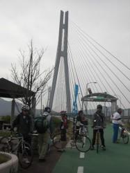 多々羅大橋のチェックポイント