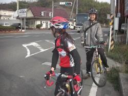因島 へっぽこ兄妹 サイクリング道路探す