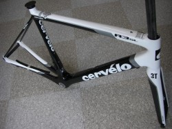 cervelo R3-SL 2010.モデル 全体フロント