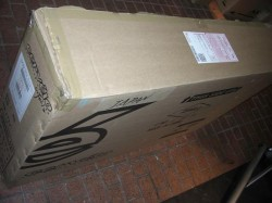 サーベロが梱包されClimbに送られてきました。