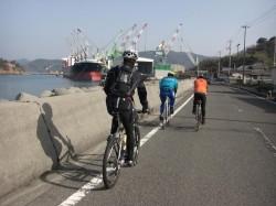 サイクリング実技
