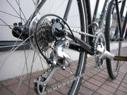 SURLY Cross-Check コンポ