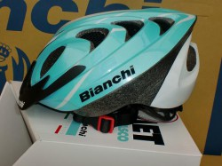 Bianchi HELMET 2X3M ①