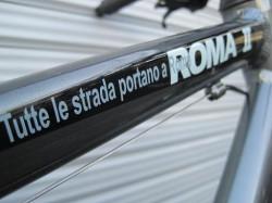 Bianchi ROMAⅡトップチューブ