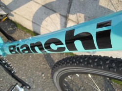 Bianchi CICLOCROSS AXIS ダウンチューブ