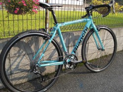 Bianchi CICLOCROSS AXIS 完成車