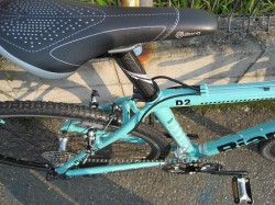 Bianchi CICLOCROSS AXIS シートチューブ