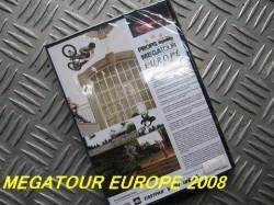 MEGATOUR EUROPE 08