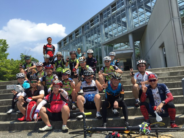 Climbサイクリング**ピープル**~加古川 70km