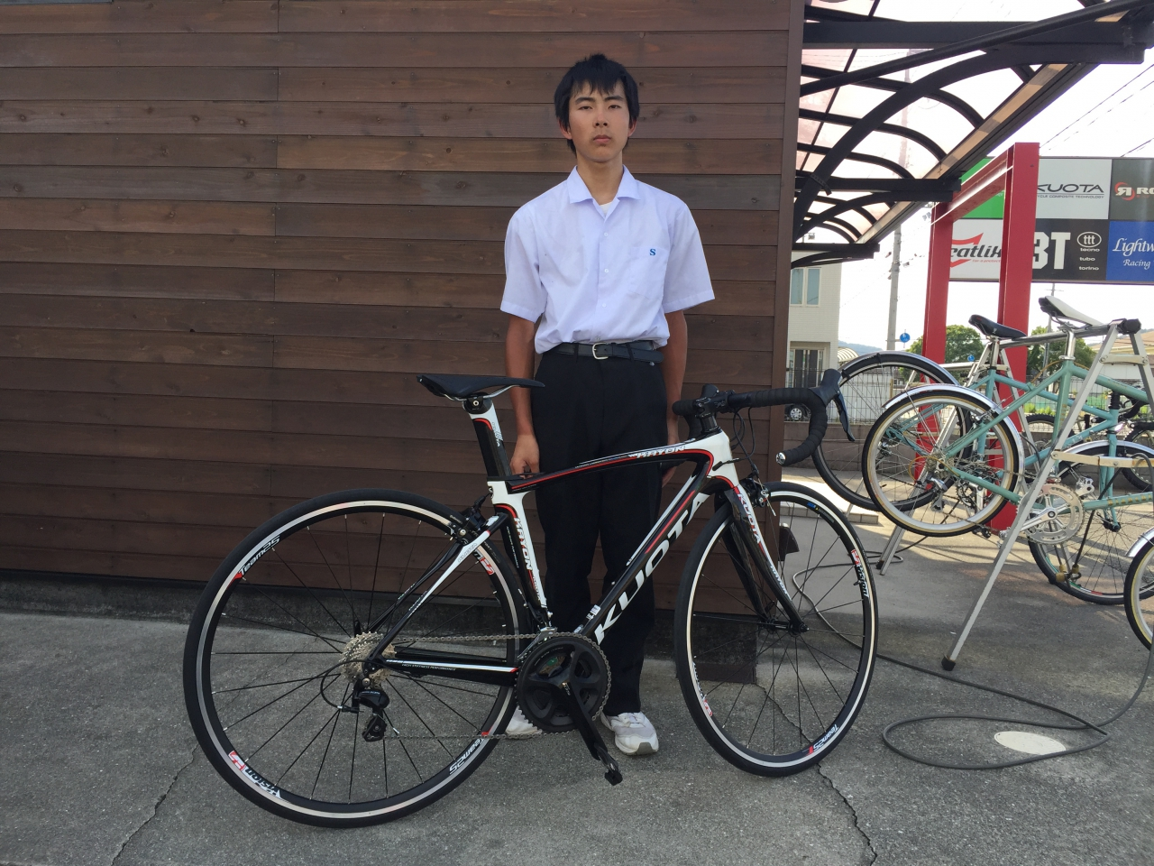 KUOTA KRYON 納車…from Aさま!