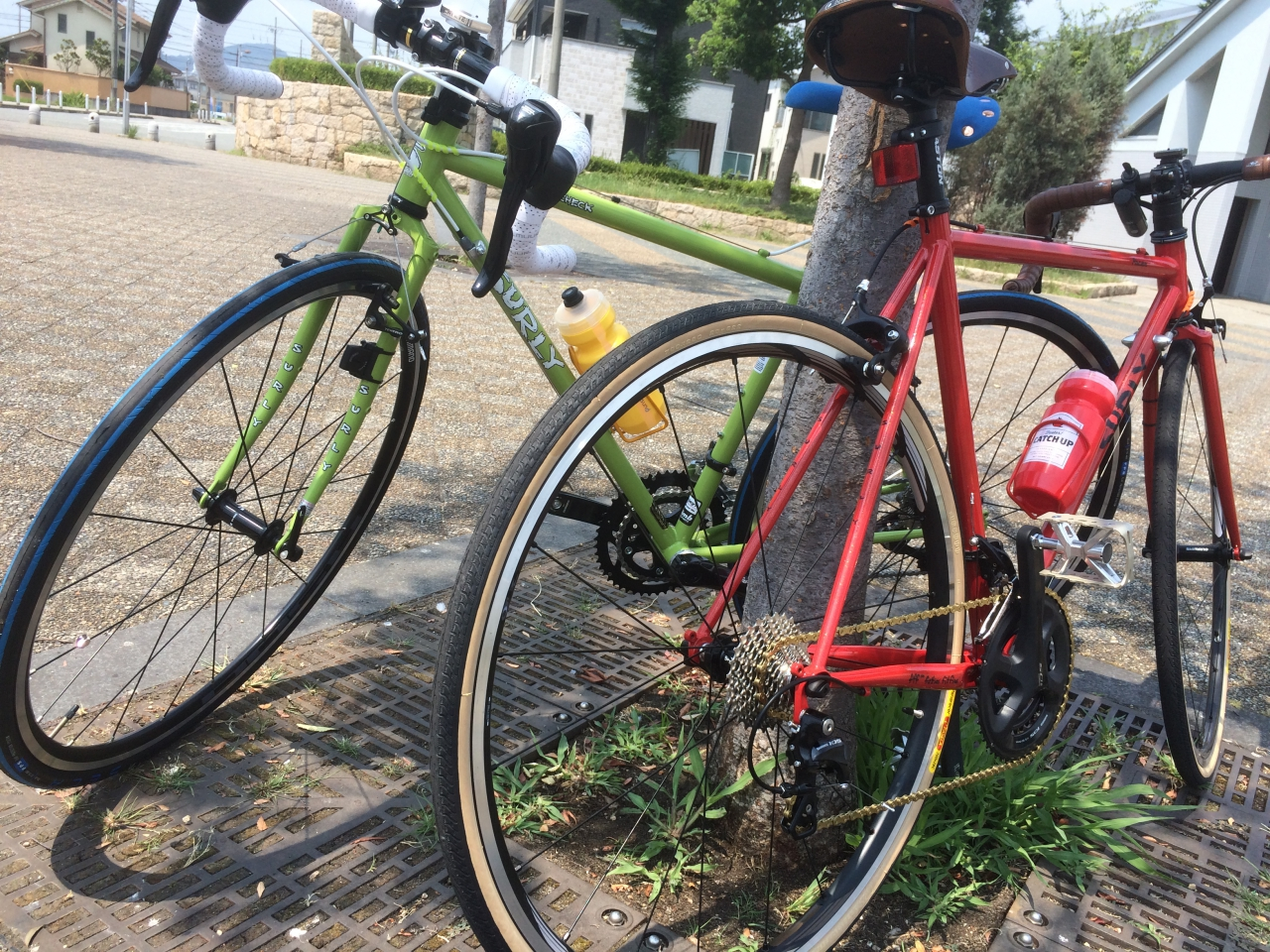 SURLY PACER&CROSS-CHECK納車…fromOさま!