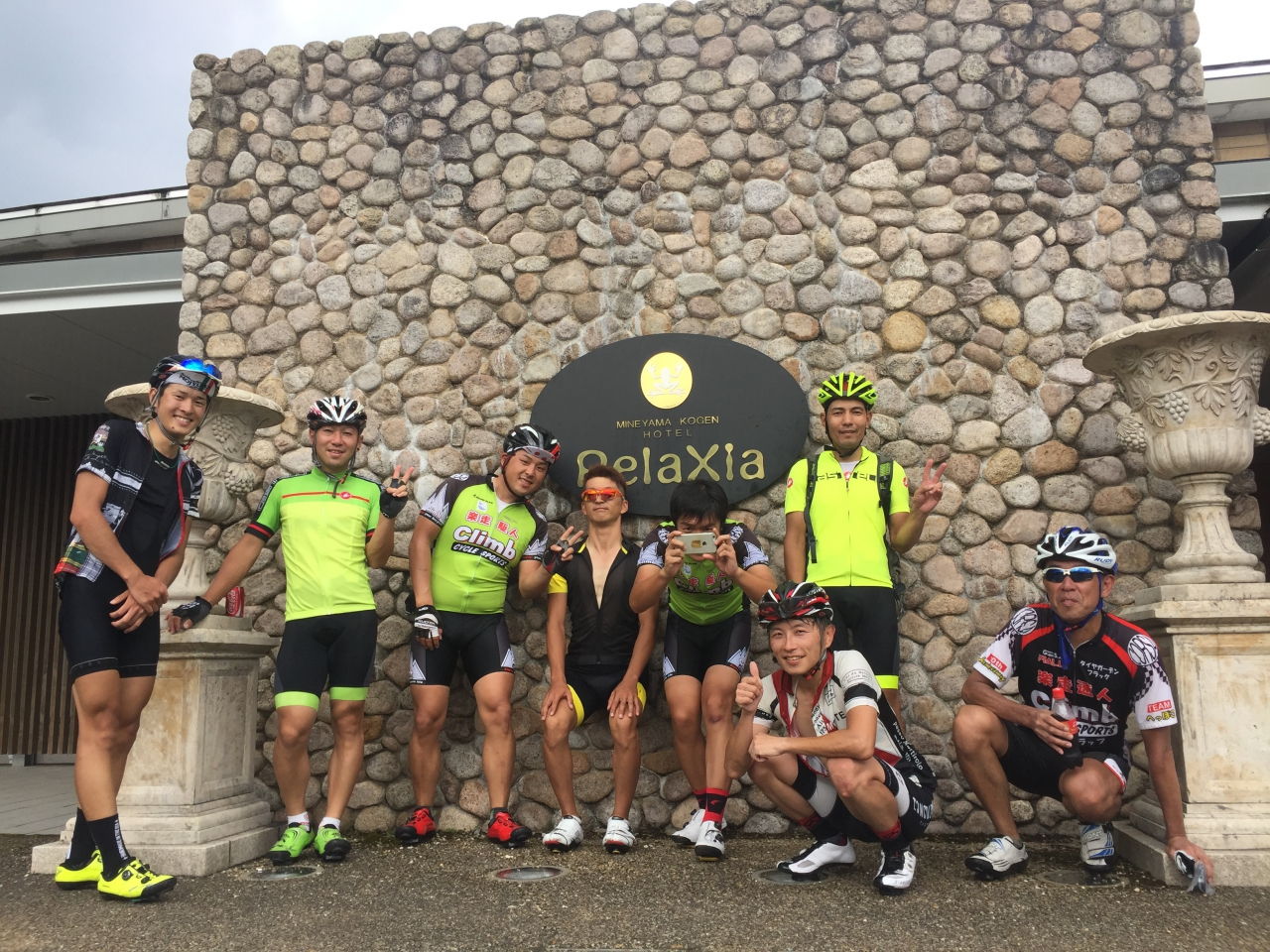 Team Touring お盆ツーリング~峰山