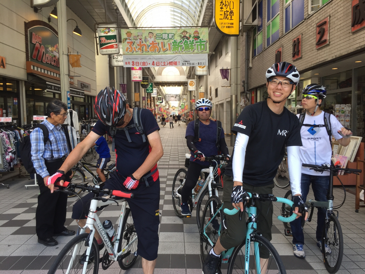 Climb街角トレッキング 抹茶アイス~姫路市街