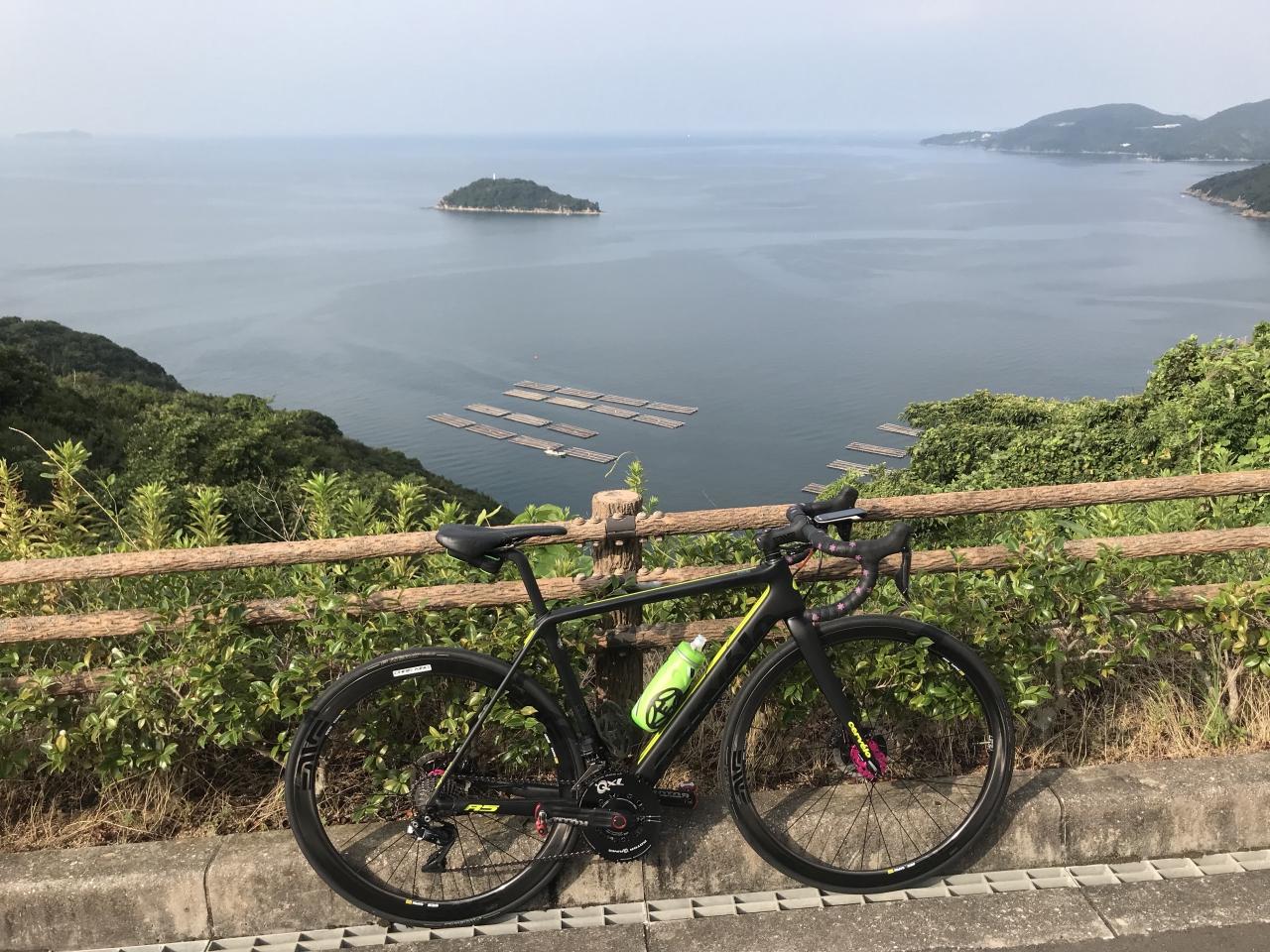 Saturday morning ride「七曲り~万葉岬」行ってきました!